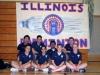 1999-2002 University of Illinois Badminton Team